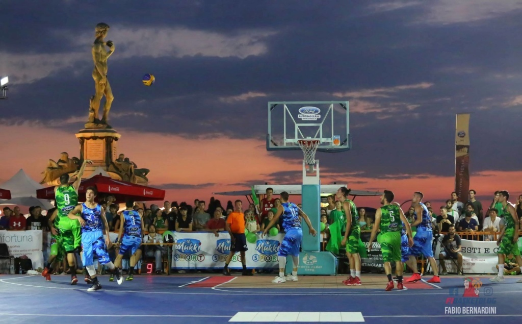 prima partita all star game firenze